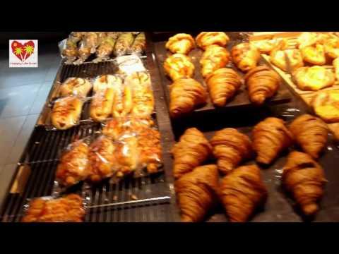 Asian Travel | Cambodia Travel | TOUS les JOURS Bakery Shop | Khmer Travel