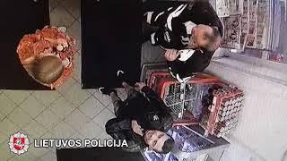 Policija ieško motociklininko, dėl kurio nukentėjo vaikas