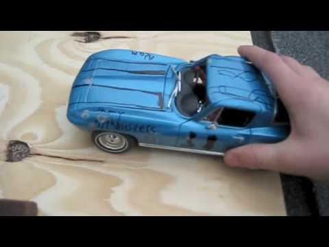 toy car jump off roof youtube. Black Bedroom Furniture Sets. Home Design Ideas