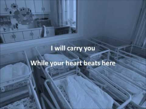 Selah - I Will Carry You (Audrey's Song) (with lyrics)