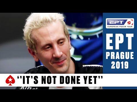 EPT Prague 2019 Main Event - Day 4 (Cards up!)