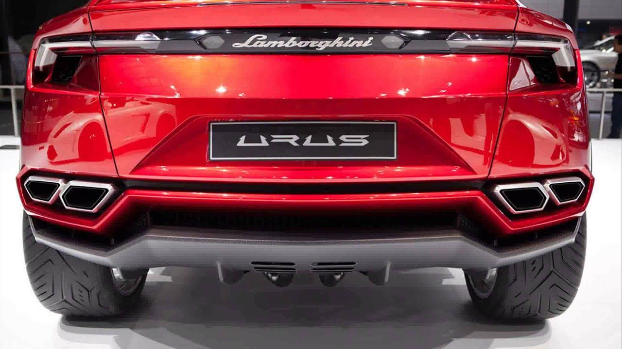 car 2015 model lamborghini urus suv concept - youtube