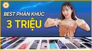 Top điện thoại 3 triệu chip NGON đáp ứng mọi nhu cầu hiện nay l dReviews