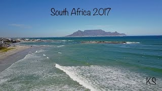 South Africa 2017 DJI Mavic Pro Drone shots 4k