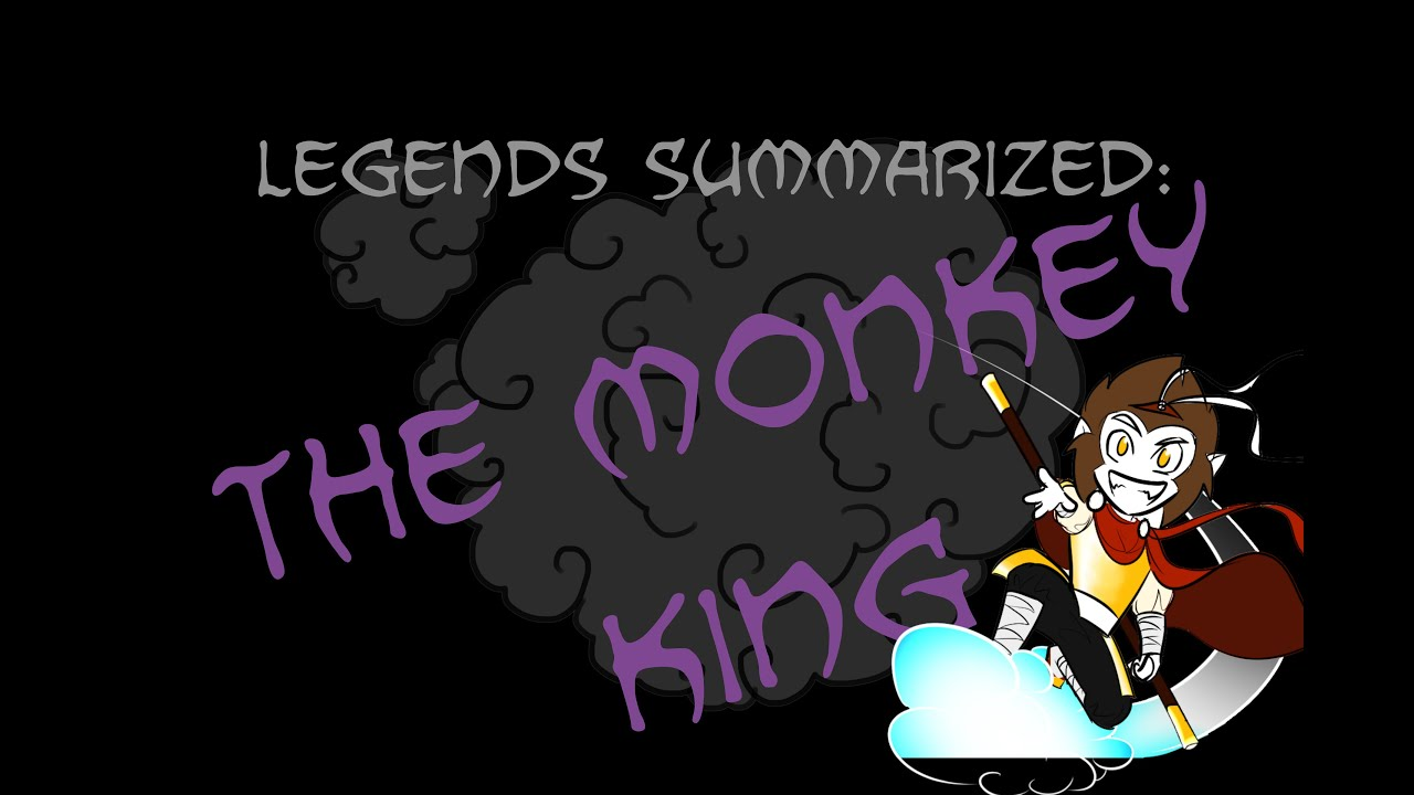 Download Legends Summarized: The Monkey King (Journey To The West Part 1)