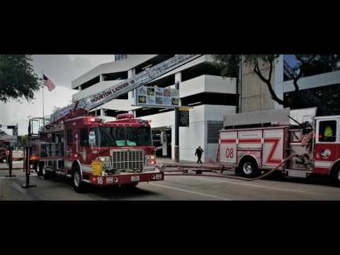 3-11 High-rise Fire, Houston Texas April 1, 2017