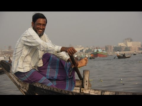 Boat Ride in Dhaka (Buriganga River Cruise) near Sadarghat - Old Dhaka, Bangladesh
