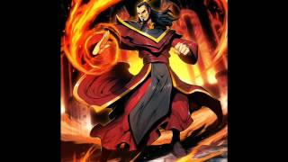 Legends of Evil: Fire Lord Ozai