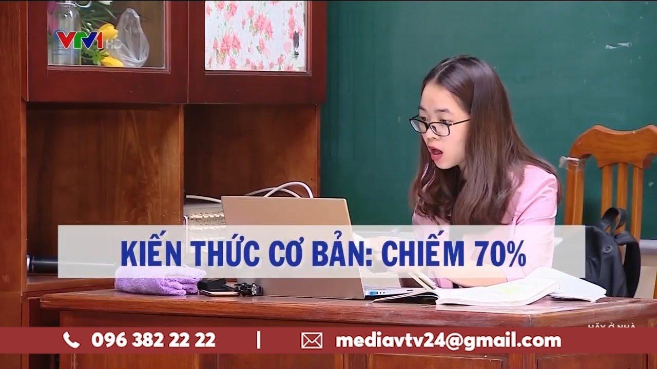 Độ khó đề thi THPT Quốc gia 2020 sẽ được giảm rõ rệt? | VTV24