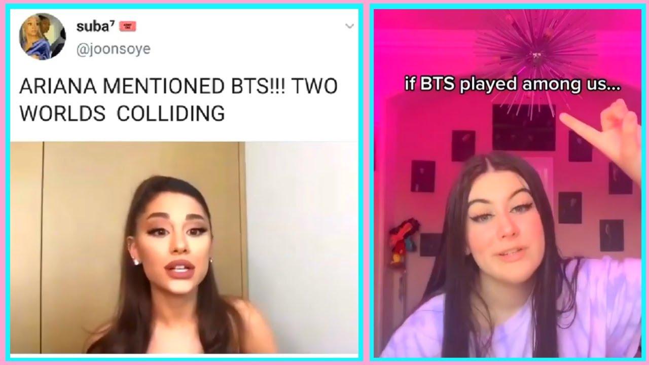 BTS Memes/Tik Toks For Your Entertainment