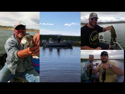 Ruby Marshes Fishing Trip