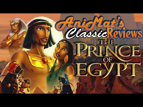 The Prince of Egypt - AniMat's Classic Reviews