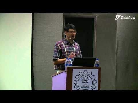 Manjul Bhargava - Lecture Series, Techfest 2015, IIT Bombay