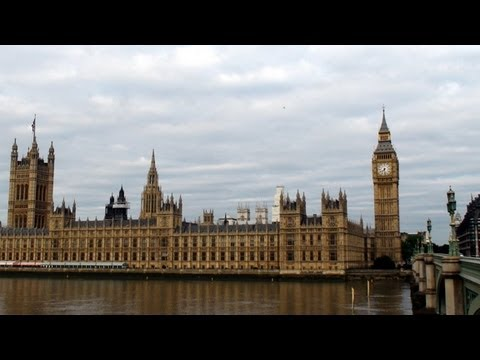 (HD)Travel to UK,House of Parliament-Big Ben 英国国会議事堂・ビッグ・ベン