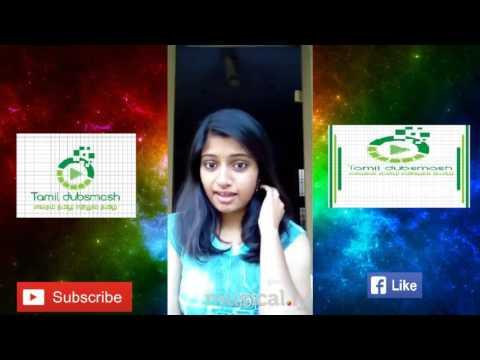Archana dubsmash compilation |Tamil dubsmash |2016 |