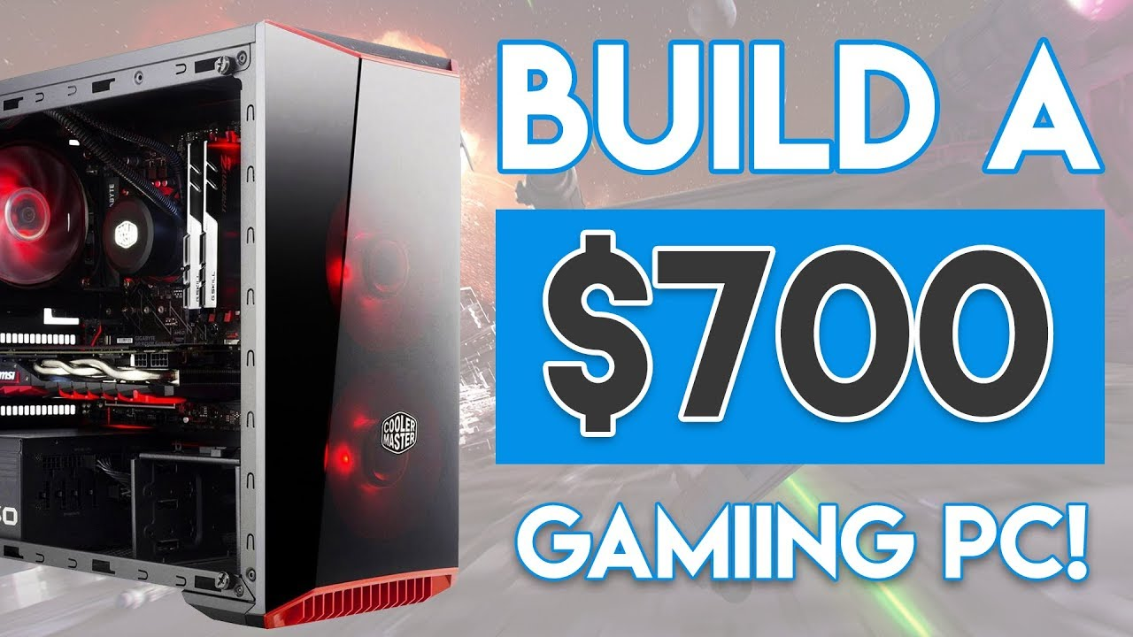 epic 700 gaming pc build 2018 1440p uitra settings. Black Bedroom Furniture Sets. Home Design Ideas