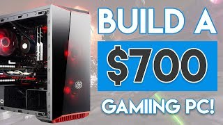 EPIC $700 GAMING PC BUILD 2018! [1440P @ UItra Settings!]