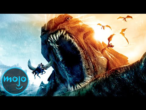 Top 10 Scariest Deep Sea Movie Monsters