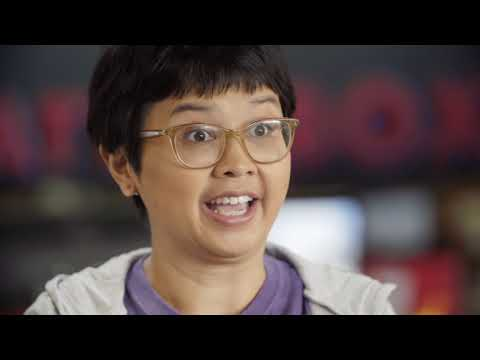 Charlyne Yi talks about