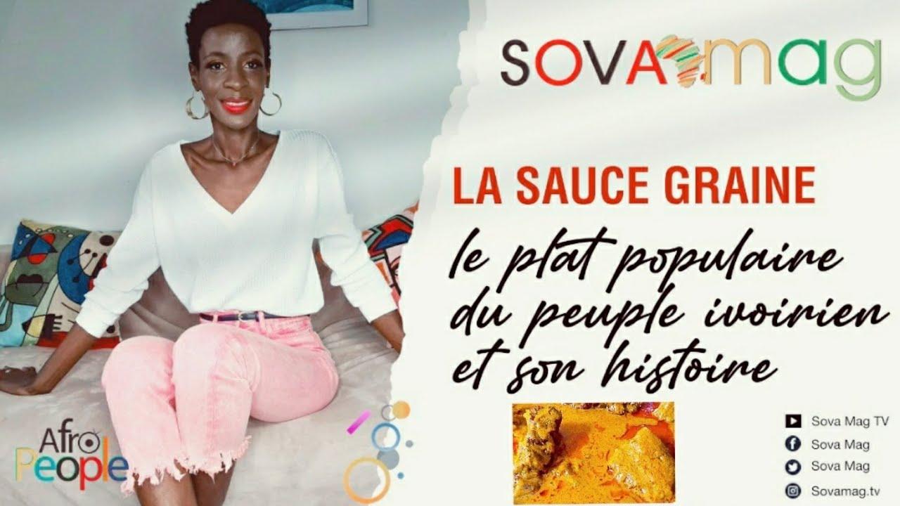 La Sauce graine et son histoire by Vanessa Sognon