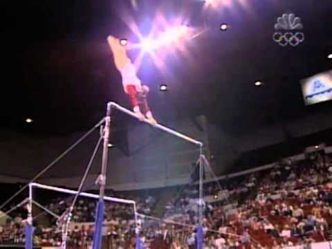 Courtney Kupets - Uneven Bars - 2003 U.S. Gymnastics Championships - Women - Day 2