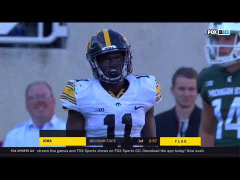 MSU v Iowa Tight Cut