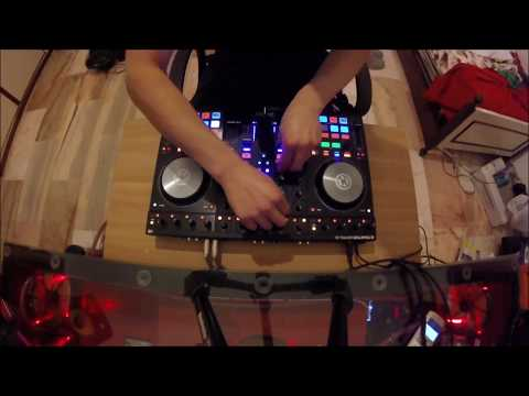 CruderJack Mix EDM Traktor Kontrol S4 MK2