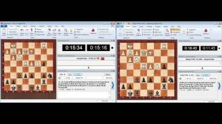 Chess - Fritz 15 x Fritz 14