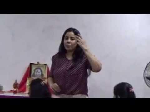 Sahaj Yoga-Self Realization Prog.at  'Bafel's Institute on 25-08-16