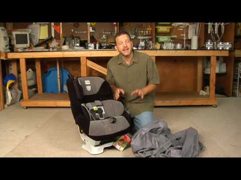 Carry On! Car Seat Travel Bag Review Video - YouTube