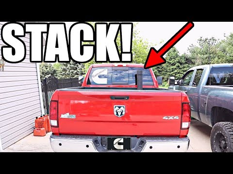 5 Reasons NOT to buy a Diesel Stack Exhaust