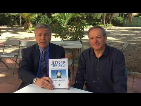 David Grand endorses Mario's Salvador book Beyond the Self