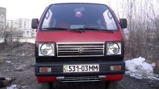 "AS.  Suzuki Carry 1988 жучёк ""Божья коровка"".  Вид вокруг. .ne"