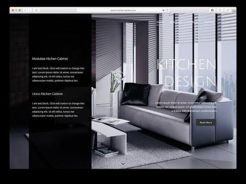 How to make beautiful website fast like a sentimental badass [interior design]