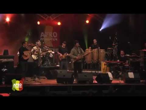 Gnawa Diffusion LIVE A AFRO-PFINGSTEN FESTIVAL - SUISSE (1/3)