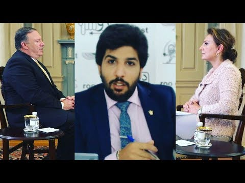 مایک پومپئو: اپوزسیون ایران باید با ما هماهنگ باشد و از آمریکا حرف شنوی داشته باشد_رودست