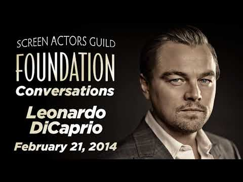 Conversations with Leonardo DiCaprio