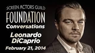 conversations with leonardo dicaprio