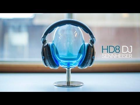 Best DJ Headphone? Sennheiser HD8 DJ Review