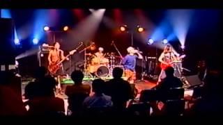 cocobat live at kushiro hokkaido 1996March for Radio program Heat B...