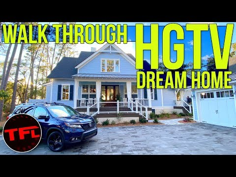 Behind The Scenes: Take a Personal Tour of The 2020 HGTV Dream Home With The Designer!