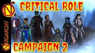 Critical Role Campaign 2 Session 21 Review (Spoilers)
