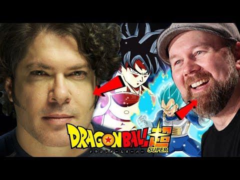 Dragon Ball Super Panel with Sean Schemmel and Chris Sabat at Salt Lake Comic Con 2017 FULL PANEL