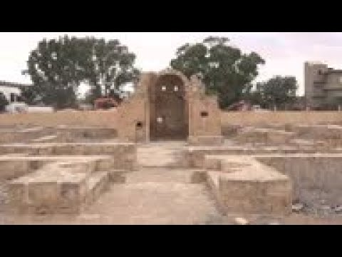 Centuries-old Fatimid palace in Libya neglected