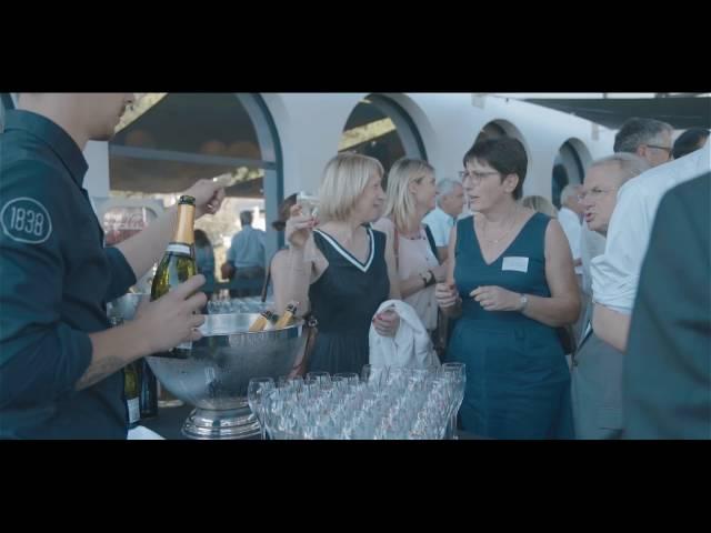Aperçu Adhérents et partenaires «Ensemble sous les étoiles» à Brignais le 4 juillet 2016