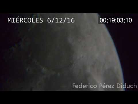 Moon Timelapse - Saxon 767AZ - Capital Federal, Argentina.