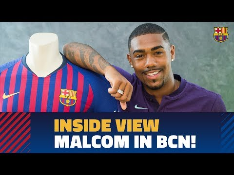 [BEHIND THE SCENES] 24 hours with Malcom in Barcelona Mp3