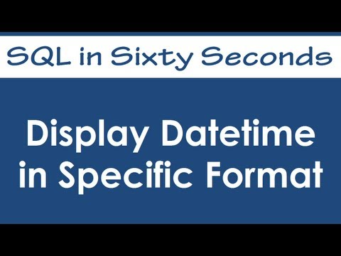 SQL SERVER - Inviting Ideas for SQL in Sixty Seconds - 12/12/12 hqdefault