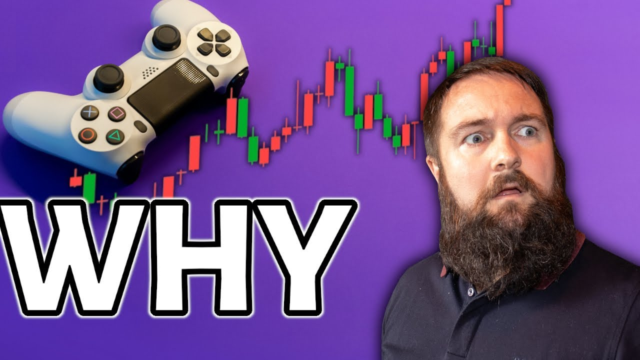 What the Hell Is Going on With GameStop's Stock?