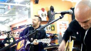 Rise Against - The Good Left Undone (Acoustic)